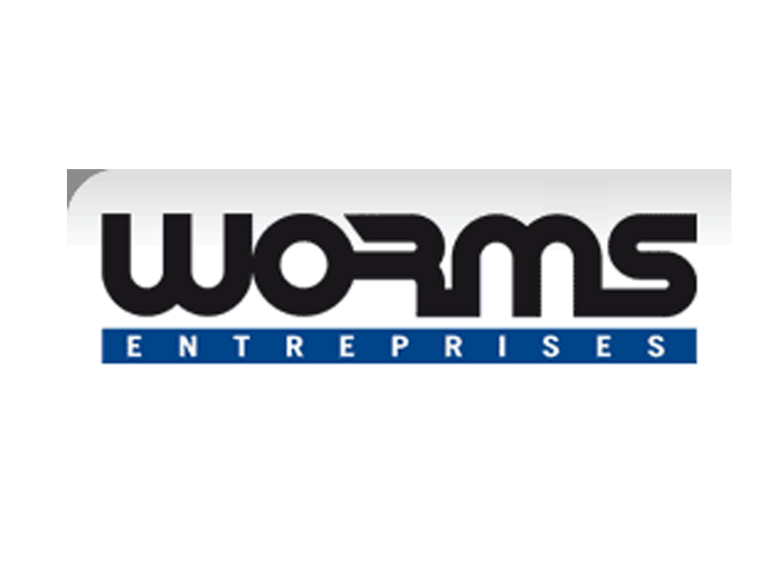 logo worms